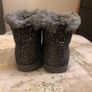 Cat & Jack Shoes - Cat & Jack sz9 Gray booties
